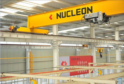 HD Single Girder Overhead Crane