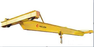 SLX Manual Suspension Overhead Crane