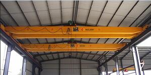 LHB Explosion-proof Double Beam Overhead Crane