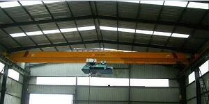 LDY Metallurgical Single Girder Overhead Cranes