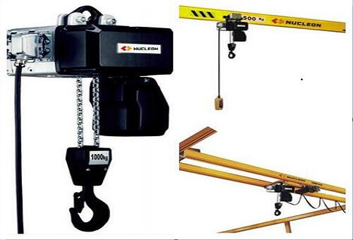 NL Electric chain hoist