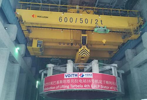 lifting Overhead Crane Pakistan