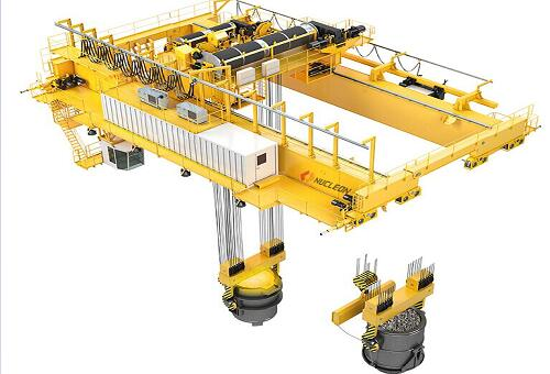 The function of the safety brake for foundry Overhead Crane