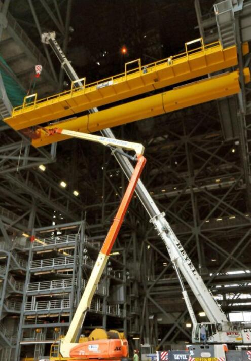 Overhead Crane Machine