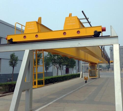 Overhead Crane For Republic of the Philippines